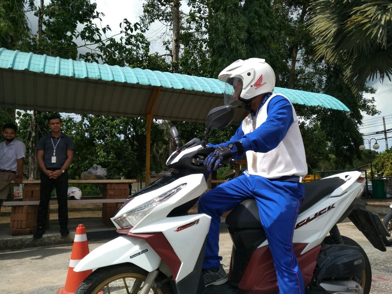 กิจกรรม Safety ขับขี่ปลอดภัย