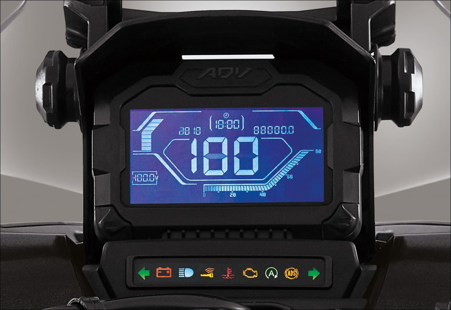 เปิดตัว New ADV150 2020