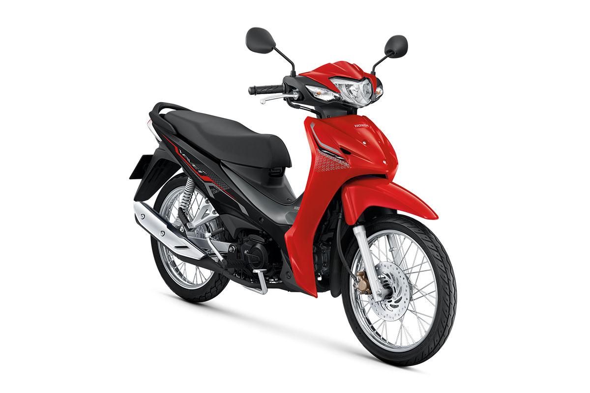 All New Honda Wave 110i 2021