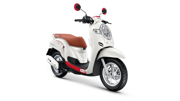 New Scoopy i club 12