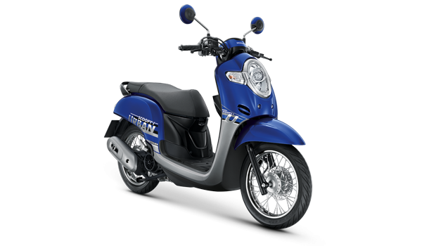 New Scoopy i Urban Team