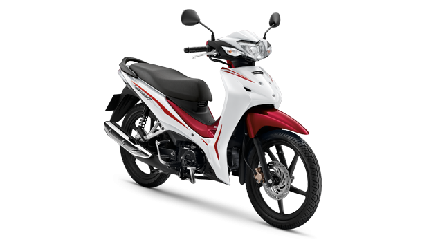 New Honda Wave 110i
