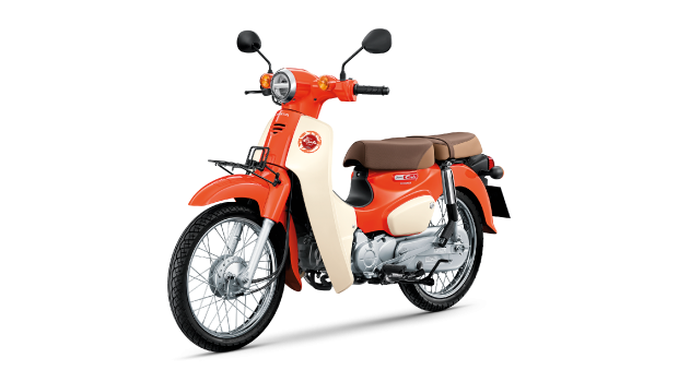 New Honda Super Cub (2019)