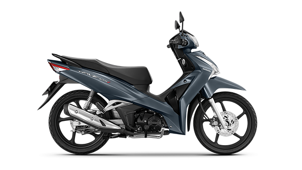 All New Honda Wave 125i